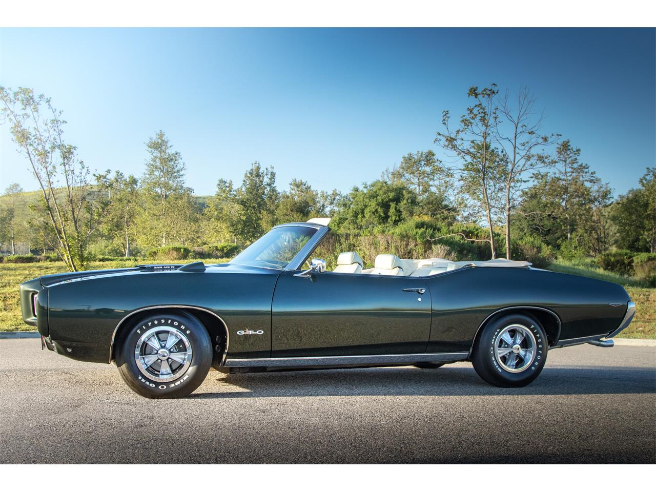 Large Picture of Classic '69 GTO located in Irvine California - $189,900.00 Offered by Radwan Classic Cars - QC4S