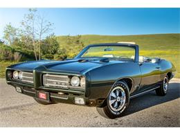 Picture of Classic 1969 GTO located in California Offered by Radwan Classic Cars - QC4S