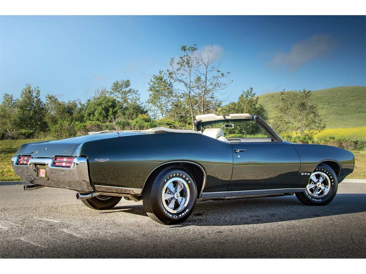 Large Picture of Classic '69 GTO - QC4S