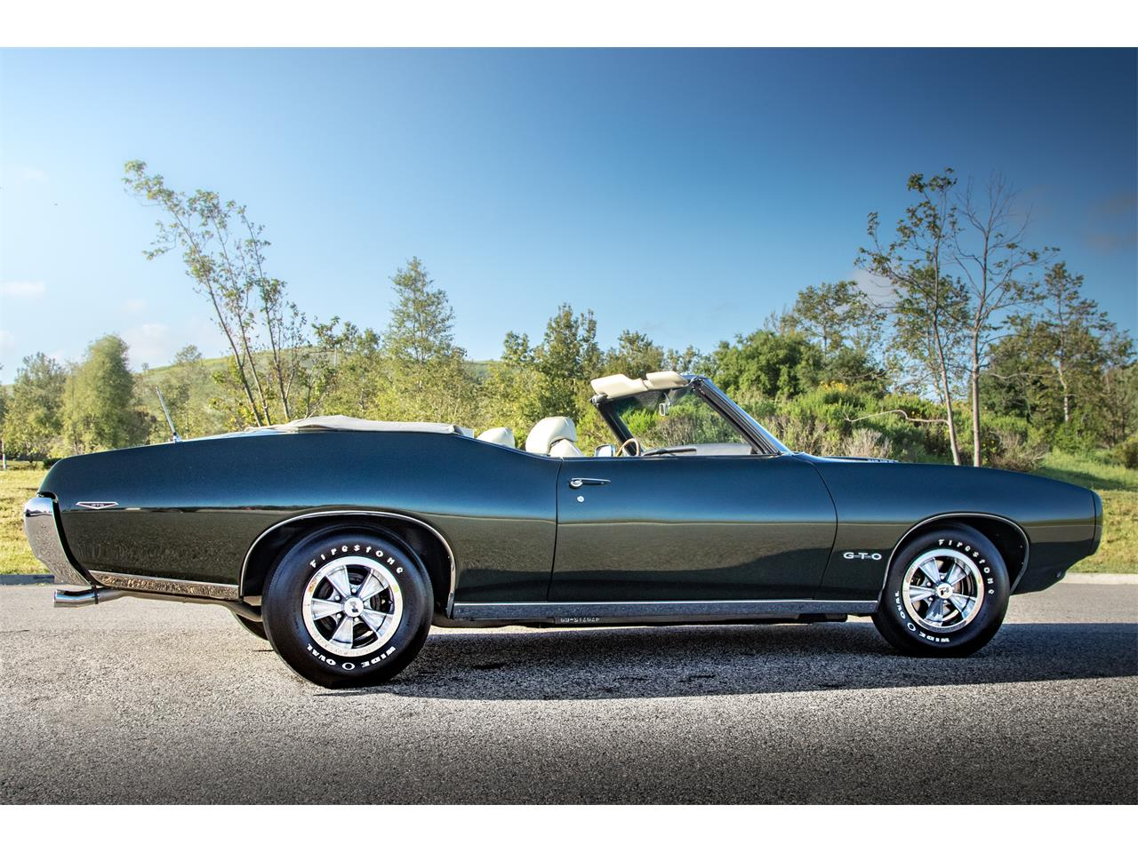 Large Picture of '69 Pontiac GTO - QC4S