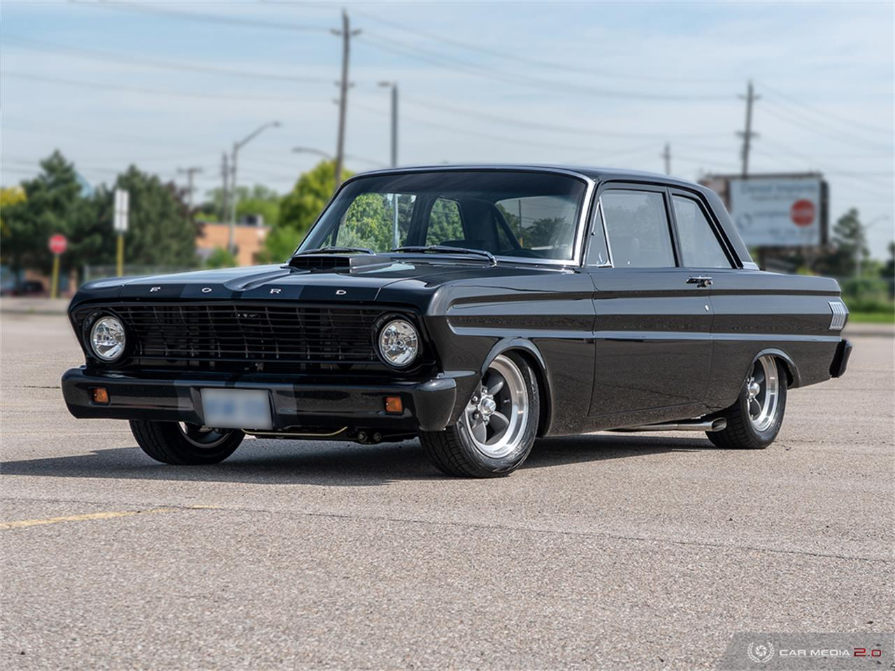 Large Picture of '64 Falcon - QC4T
