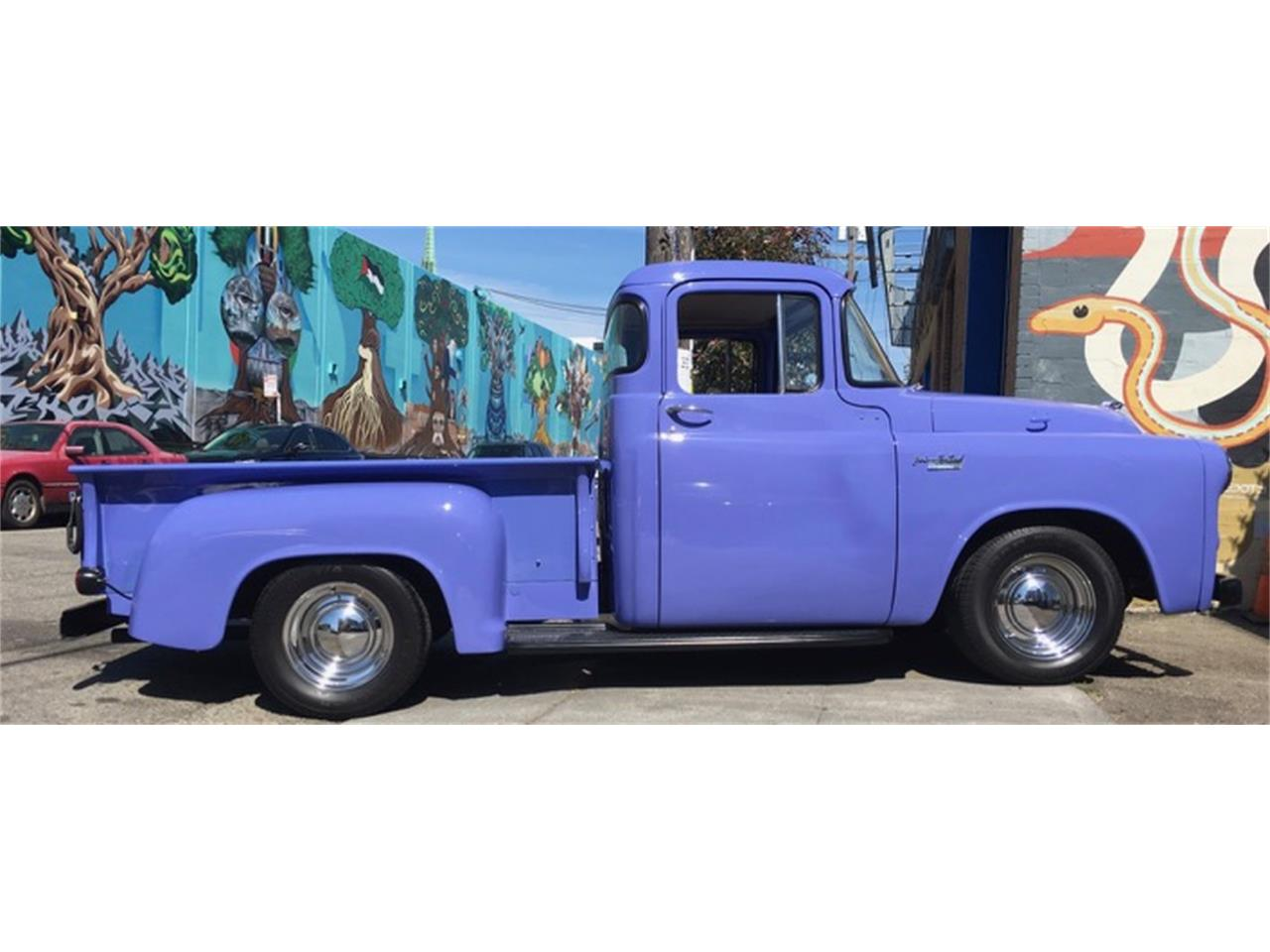 Large Picture of '55 1/2 Ton Pickup - QC51