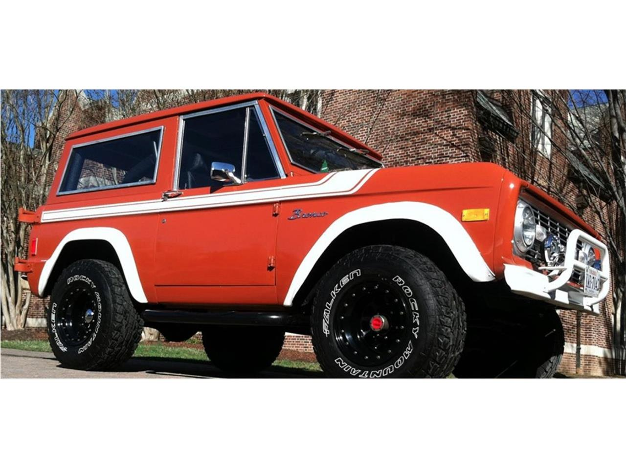 Large Picture of '77 Bronco - QC5T