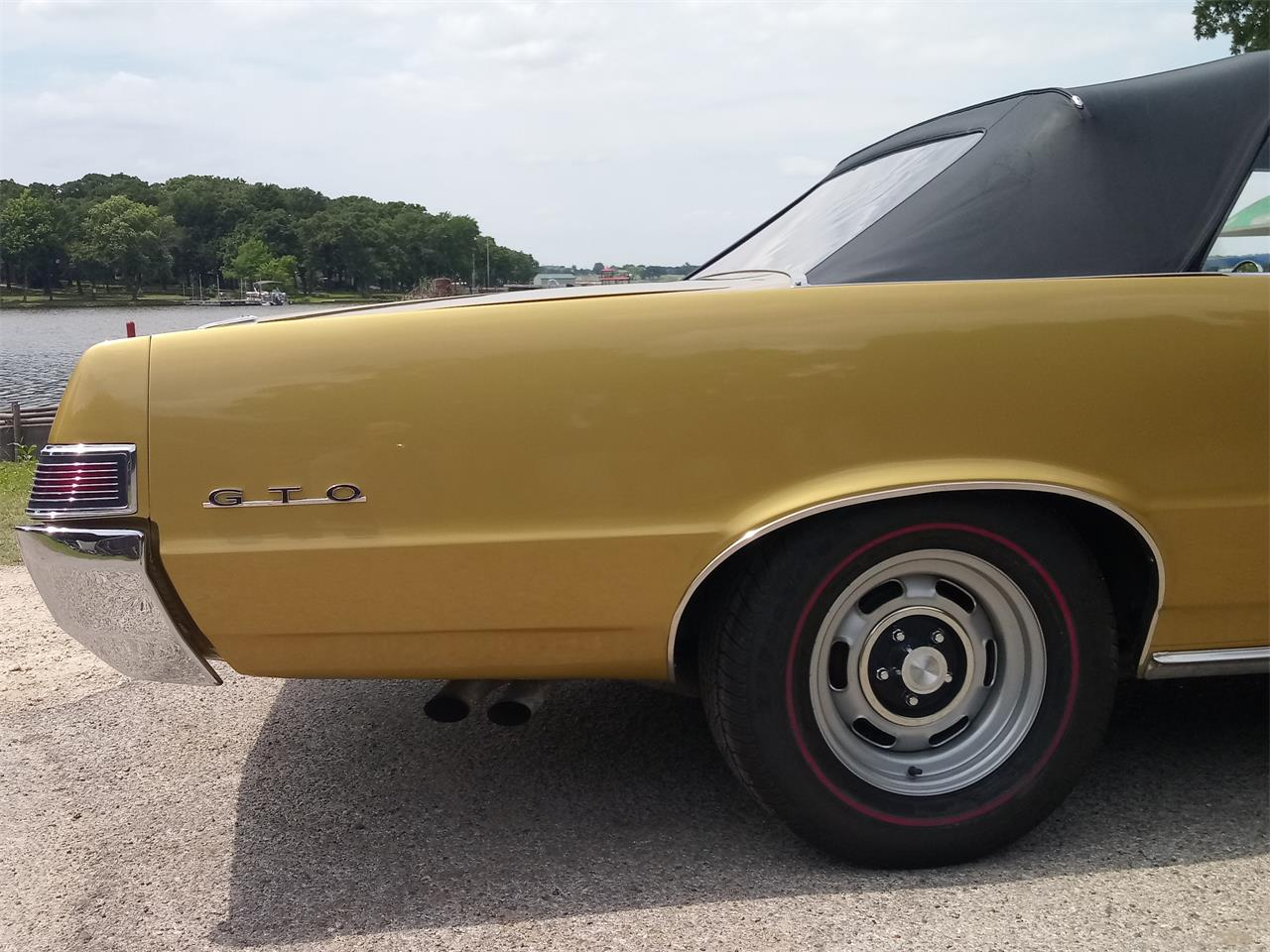 Large Picture of 1965 Pontiac GTO - $49,900.00 Offered by a Private Seller - QC61