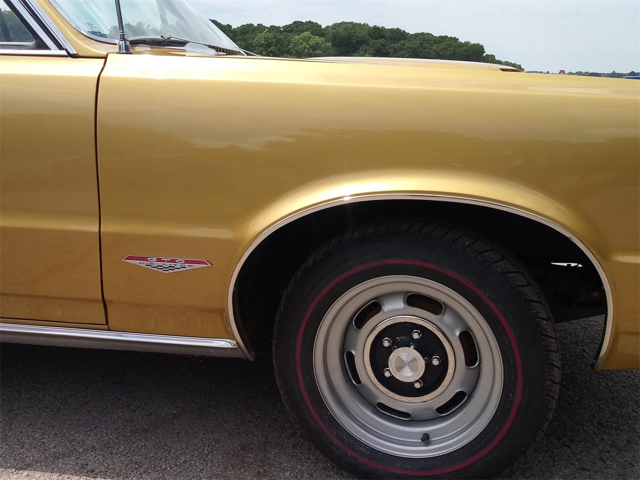 Large Picture of Classic 1965 GTO located in Alvarado Texas - $49,900.00 Offered by a Private Seller - QC61