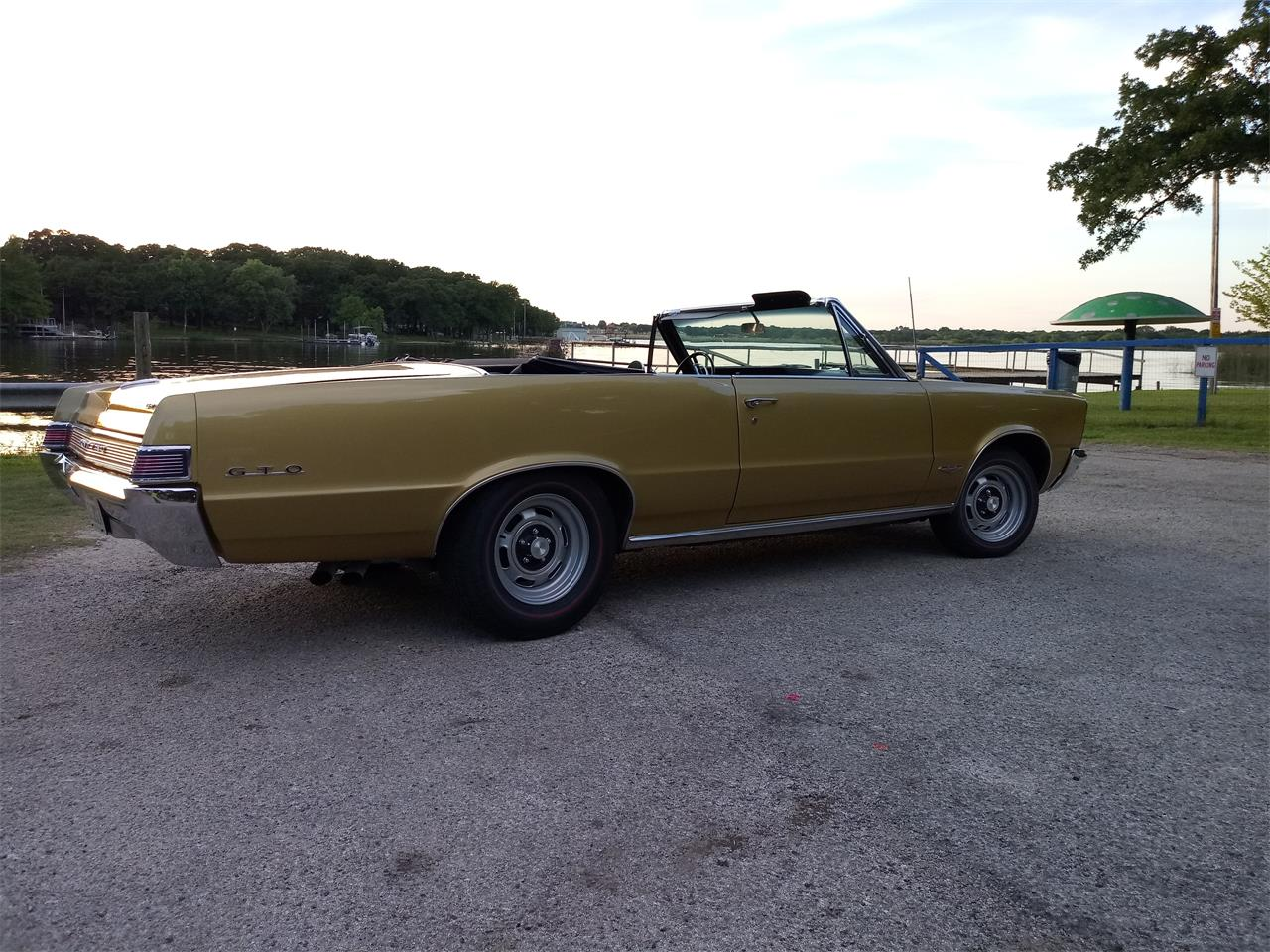 Large Picture of 1965 Pontiac GTO Offered by a Private Seller - QC61