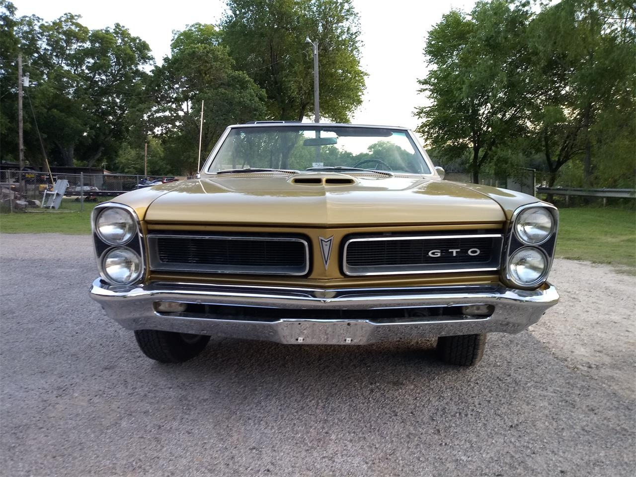 Large Picture of Classic 1965 Pontiac GTO located in Texas - QC61
