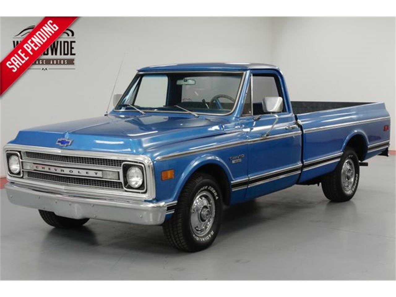 Large Picture of '70 C10 - QC69