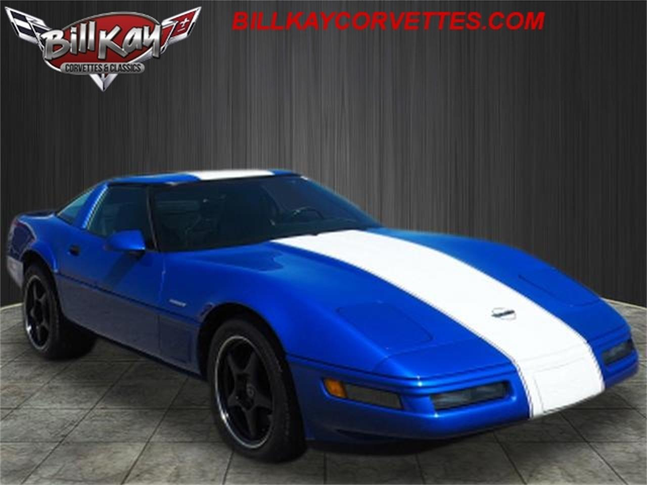 Large Picture of '96 Corvette - Q61G