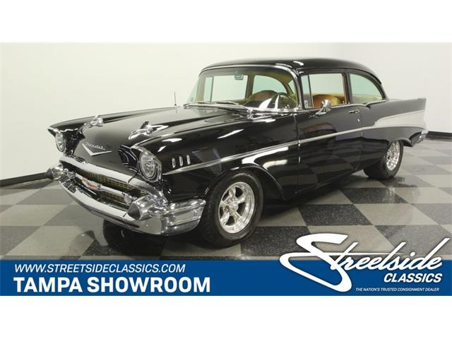 Picture of Classic 1957 Chevrolet Bel Air located in Lutz Florida Offered by  - QC6M