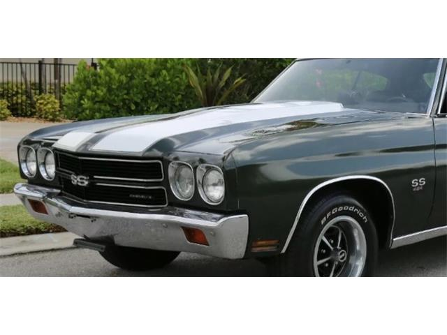 Picture of Classic '70 Chevrolet Chevelle located in Mundelein Illinois - QC71