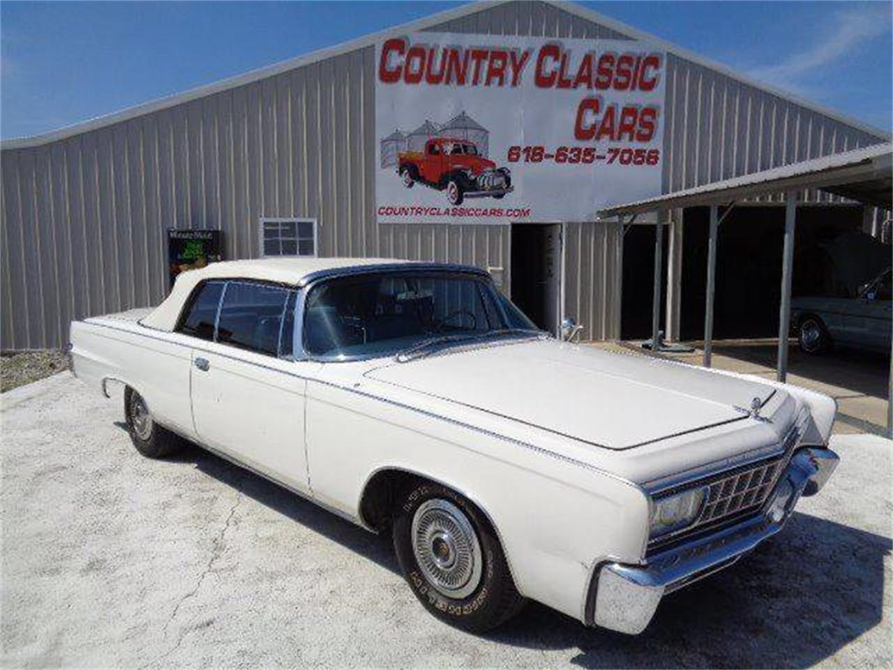 Large Picture of 1966 Chrysler Imperial Crown located in Staunton Illinois - $12,850.00 - QC77