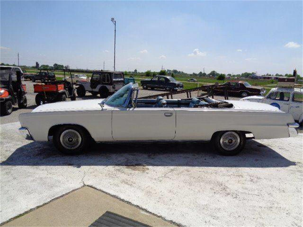 Large Picture of 1966 Chrysler Imperial Crown located in Illinois - QC77