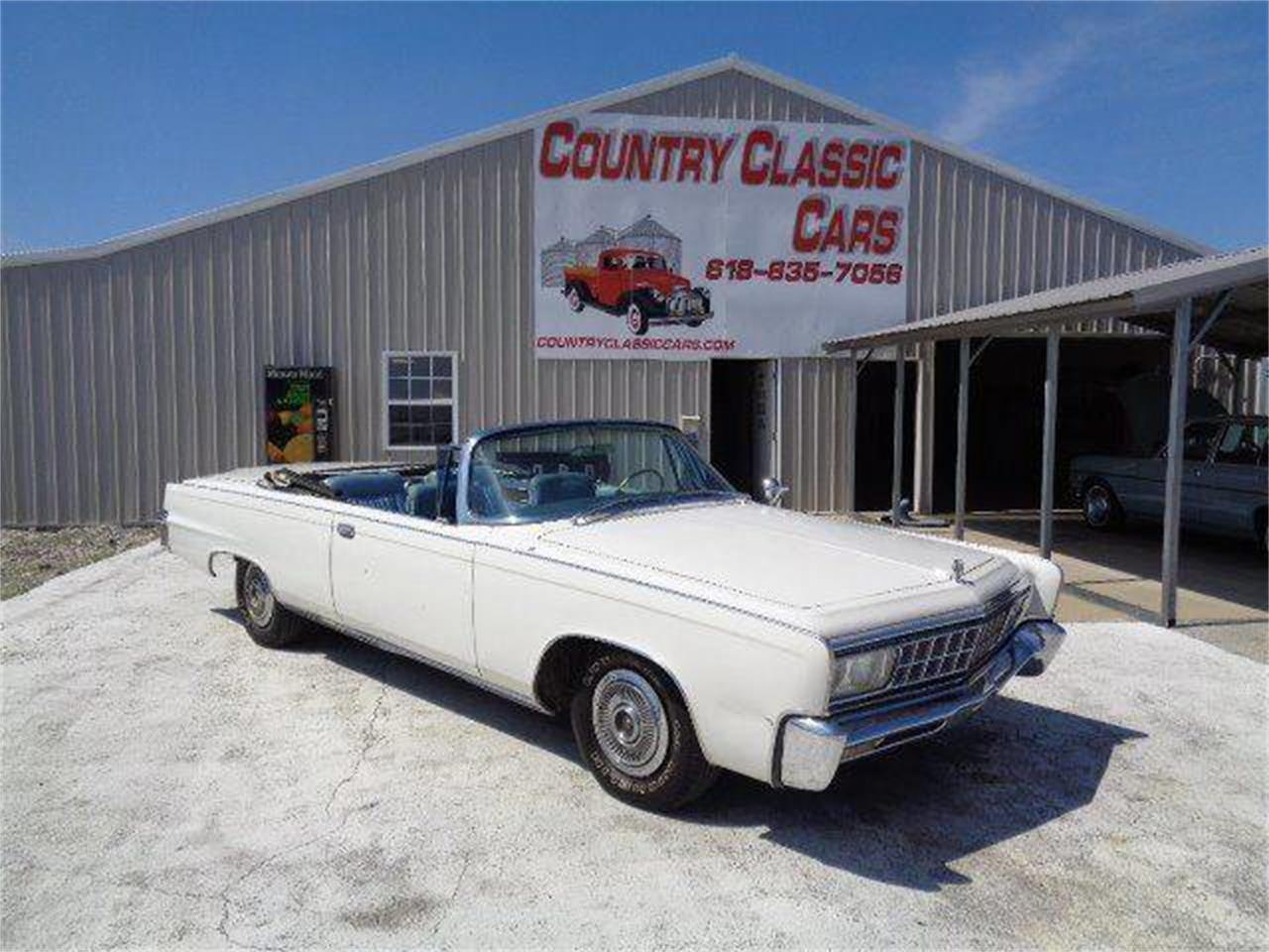 Large Picture of 1966 Imperial Crown located in Staunton Illinois - $12,850.00 - QC77