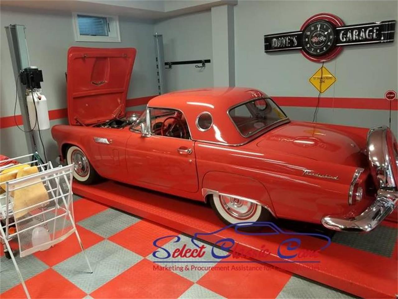 Large Picture of '56 Thunderbird - QC7B