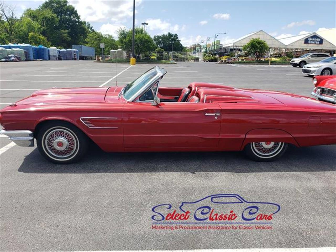 Large Picture of '65 Thunderbird - QC7D