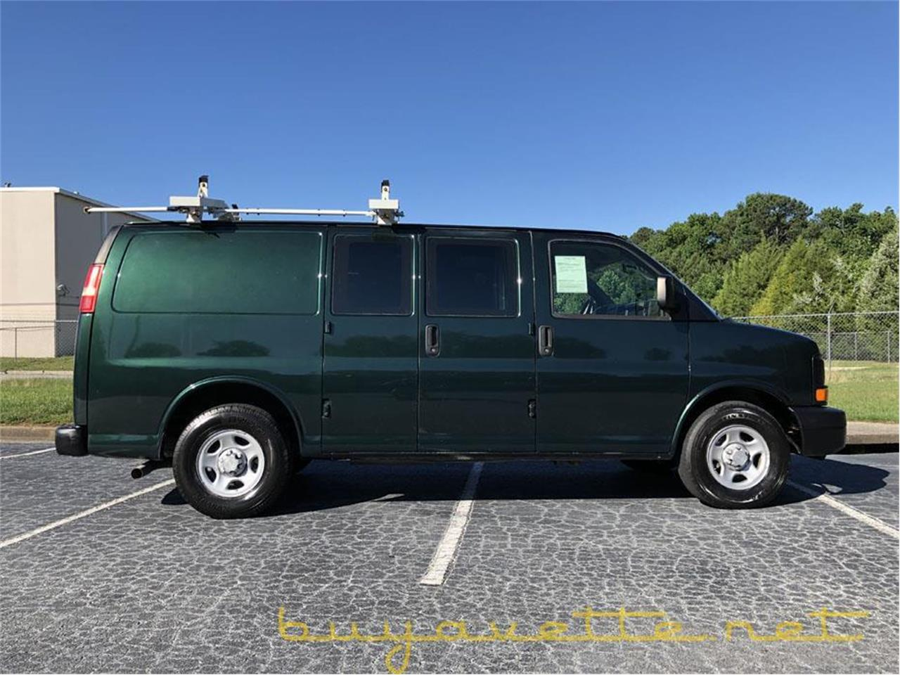 Large Picture of '08 Express - QC7H