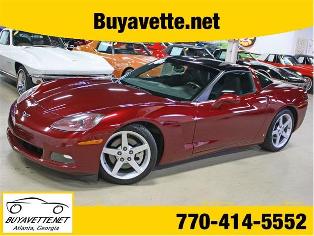 Picture of '07 Corvette - QC7N