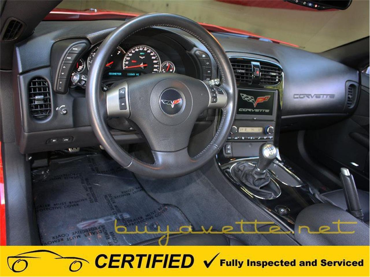 Large Picture of 2009 Chevrolet Corvette Offered by Buyavette - QC7O