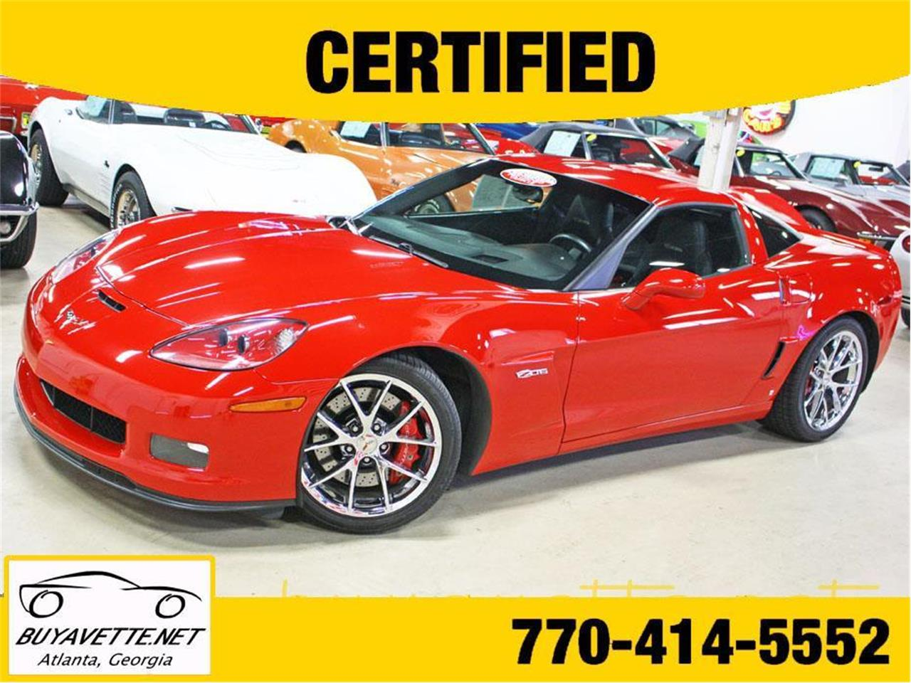 Large Picture of '09 Corvette located in Georgia - $39,999.00 - QC7O