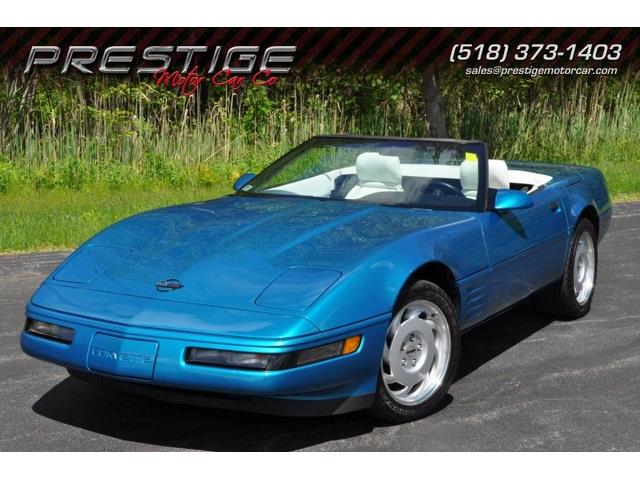 Picture of 1992 Corvette located in Clifton Park New York - $19,999.00 - QC7Q