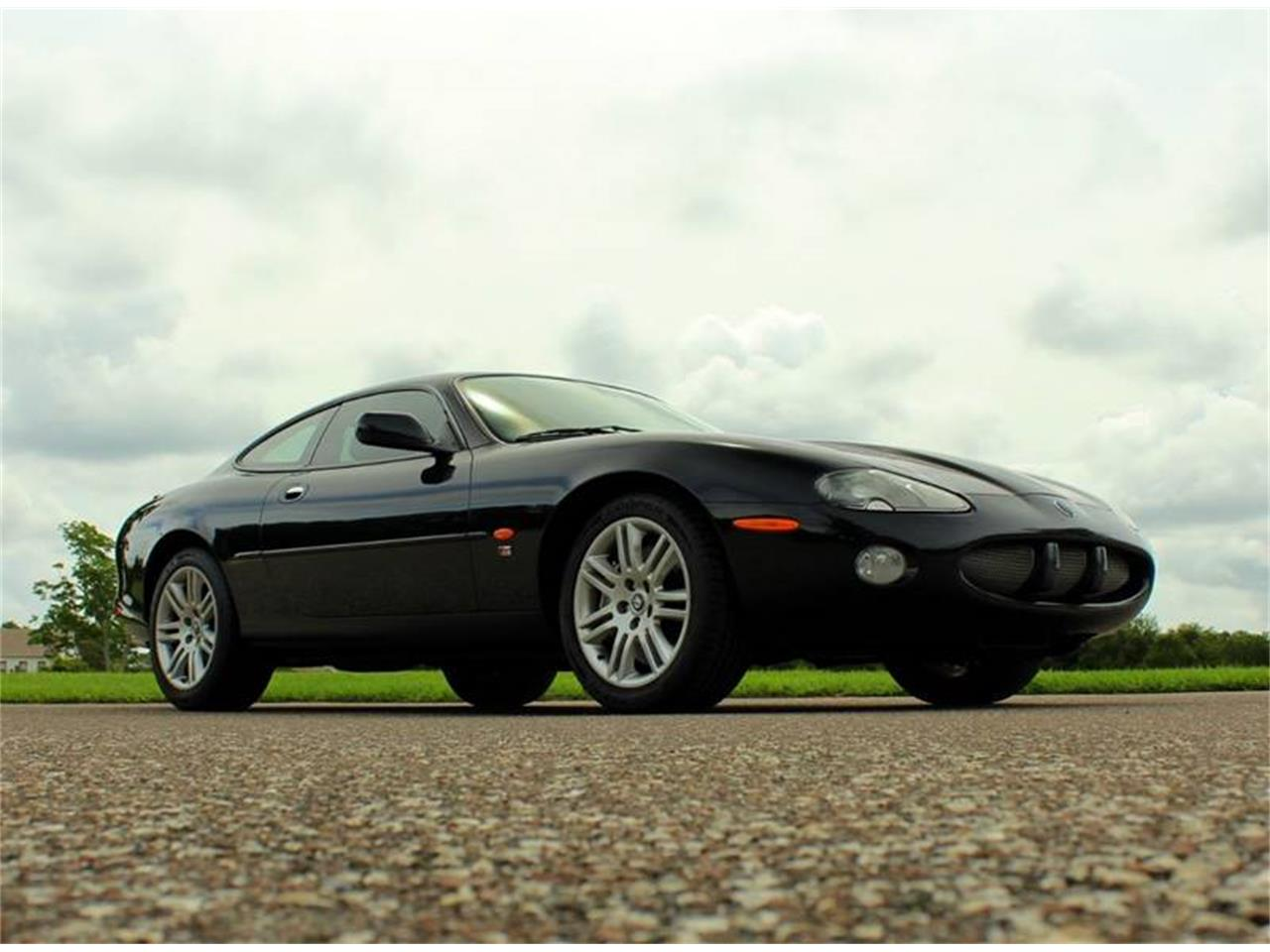 Large Picture of '03 XKR - QC7S