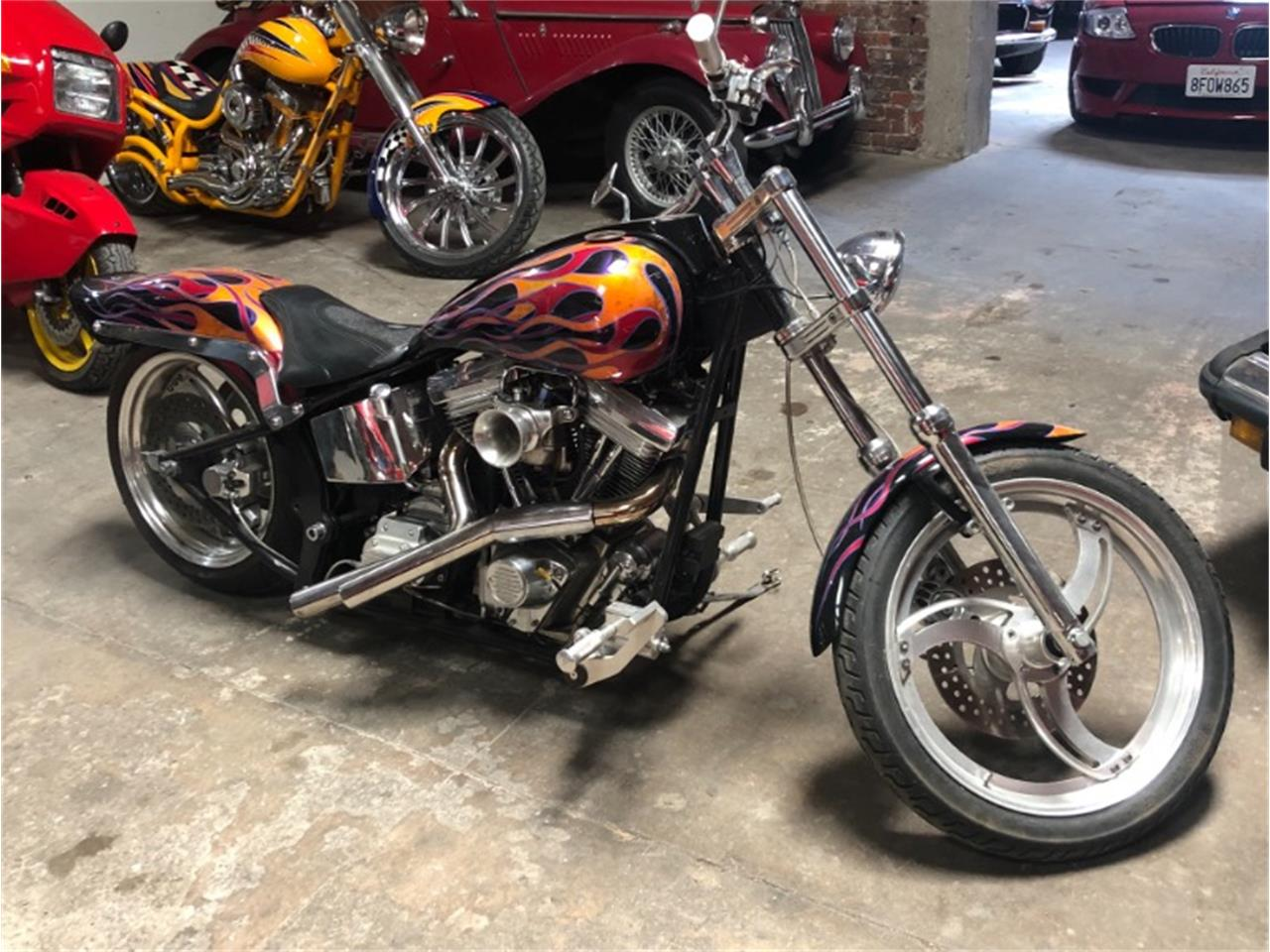 Large Picture of 1996 Motorcycle located in California Auction Vehicle Offered by Sports Car LA - Q5FD