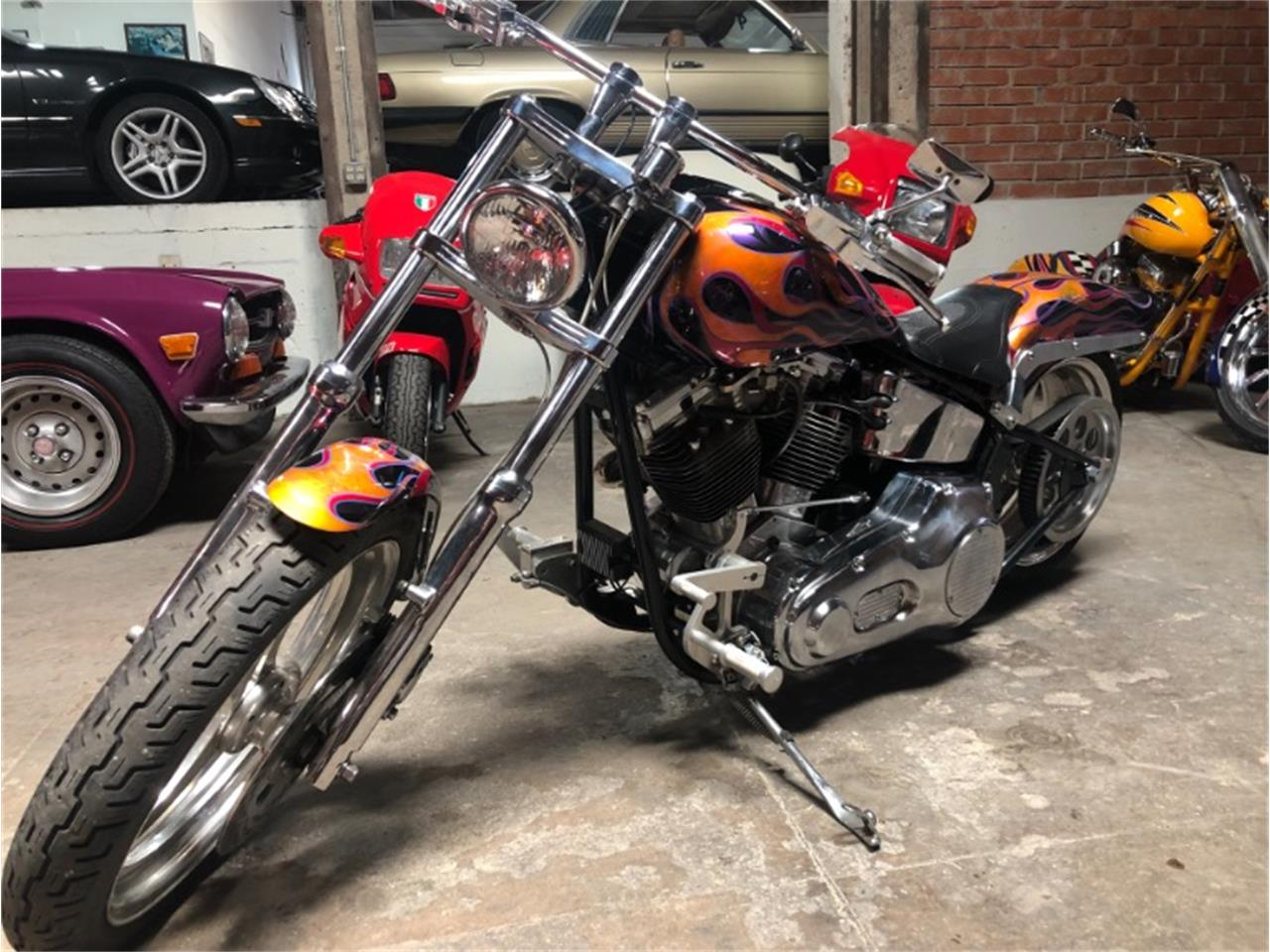 Large Picture of 1996 Motorcycle Auction Vehicle - Q5FD
