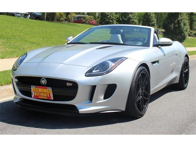 Picture of '14 F-Type - QC8G