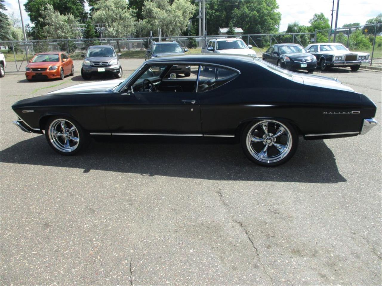 Large Picture of '69 Chevelle - QC8H