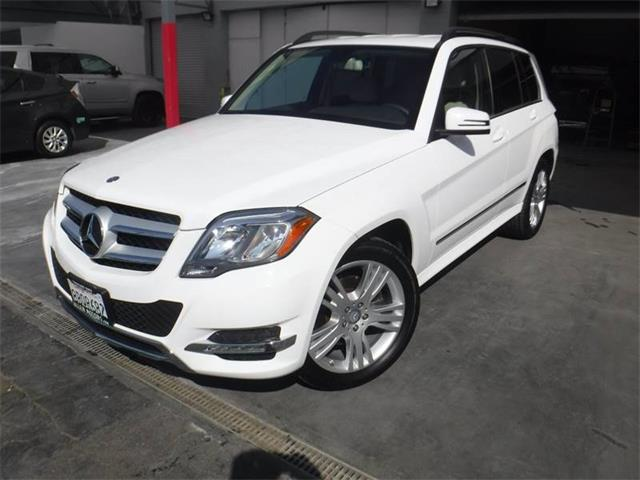 Picture of '15 GLK350 - QC8M