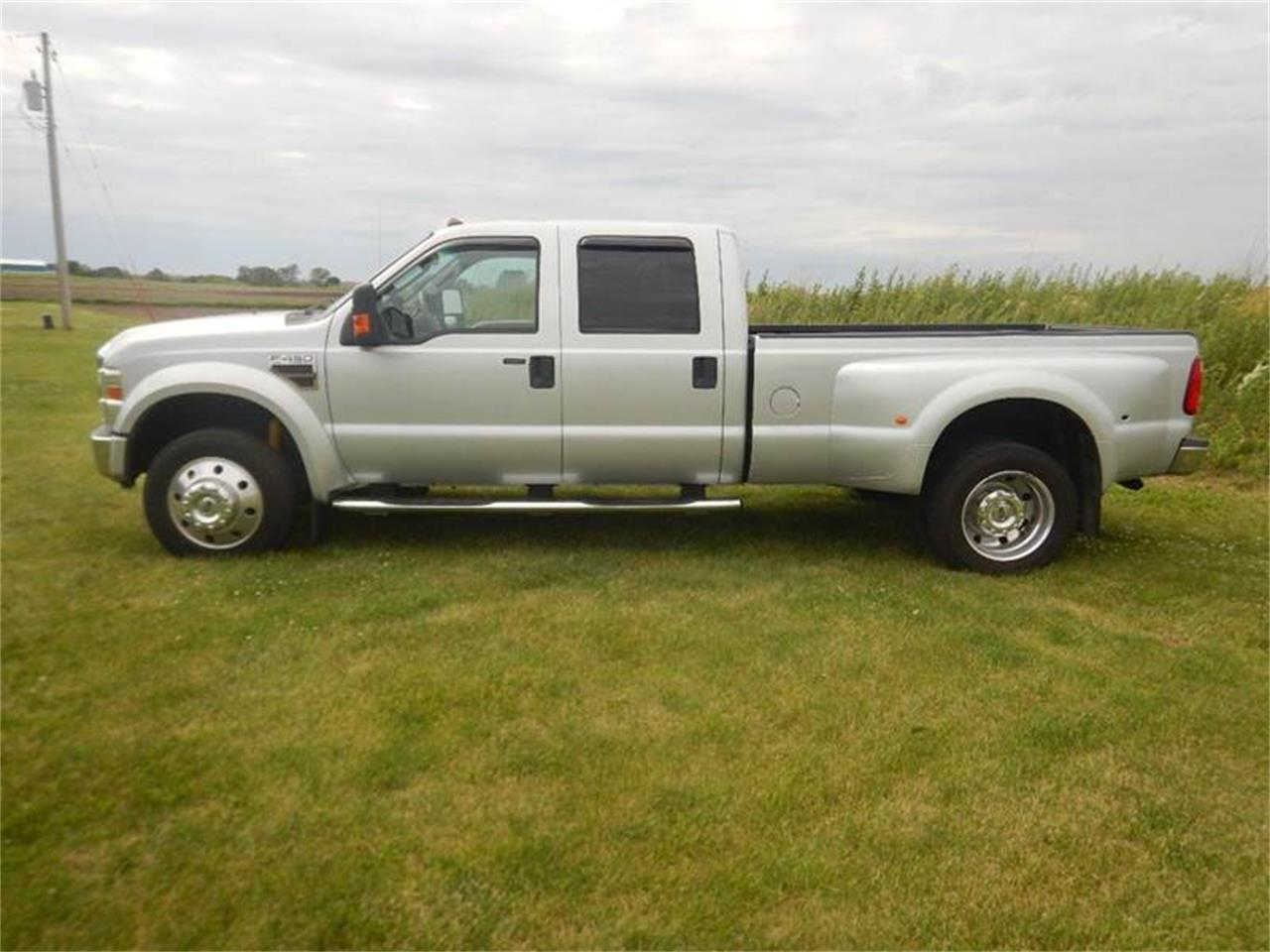 Large Picture of 2008 F450 located in Clarence Iowa - QC8Q