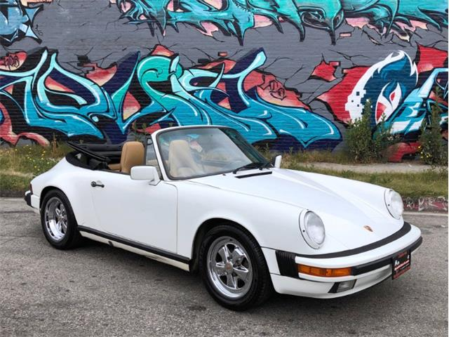 Picture of '89 Porsche 911 - $36,750.00 Offered by  - QC8R