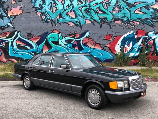 Picture of '91 560SEL - QC8S