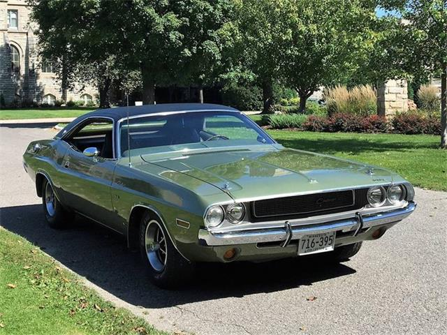 Picture of 1970 Challenger - QC8Y