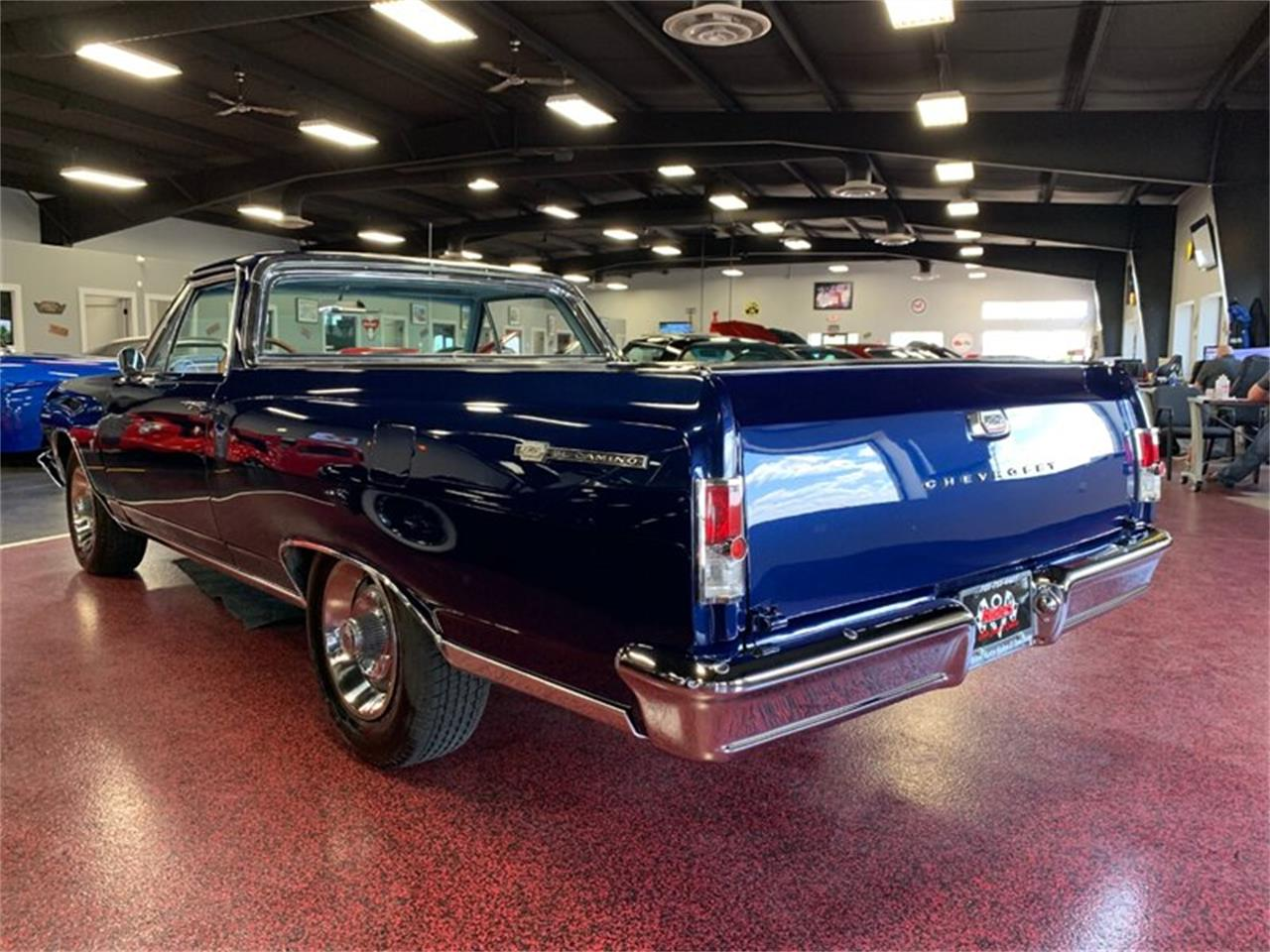 Large Picture of '64 El Camino - QC96