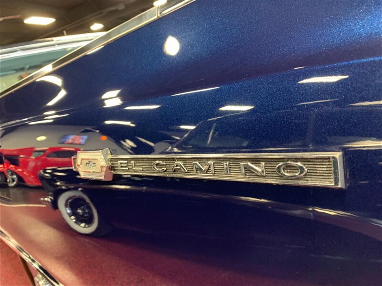 Large Picture of '64 El Camino - QC96