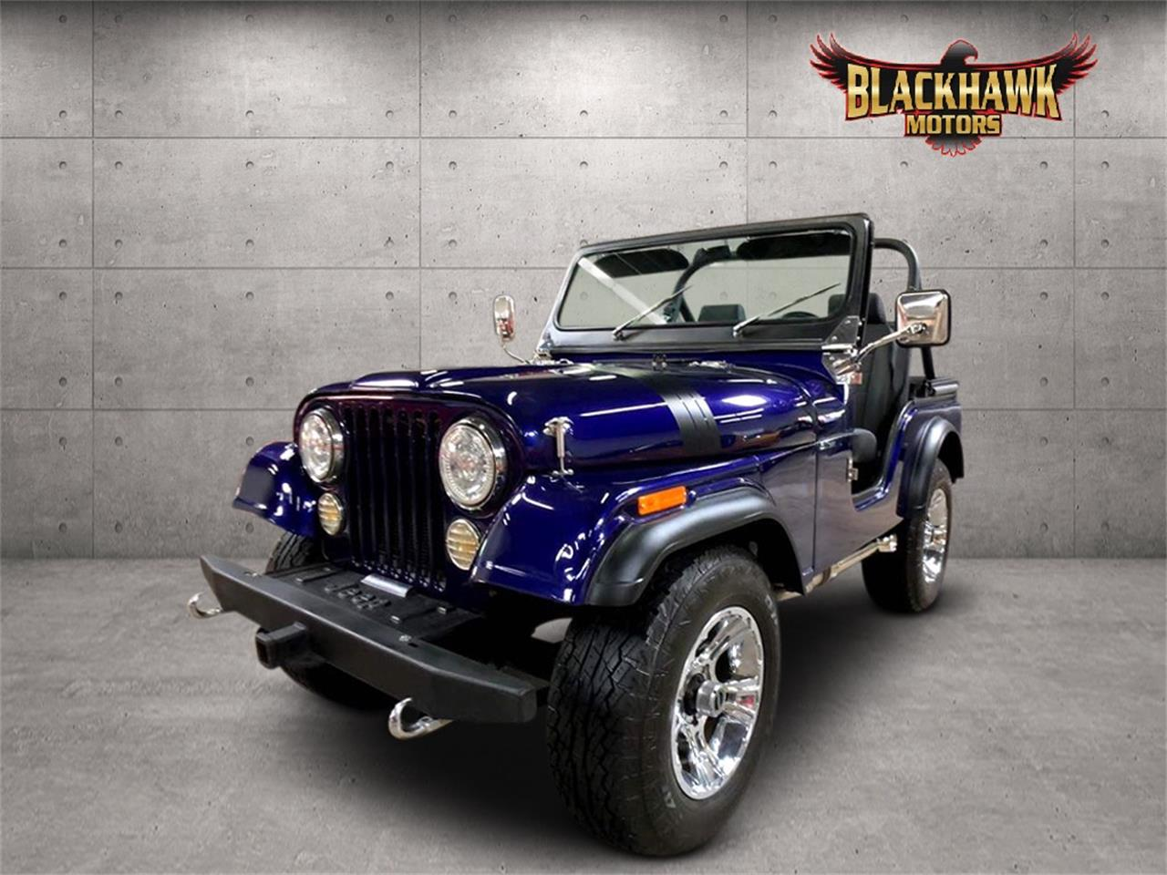 Large Picture of '82 CJ5 - QC9E