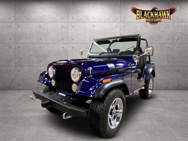 Picture of '82 CJ5 - QC9E