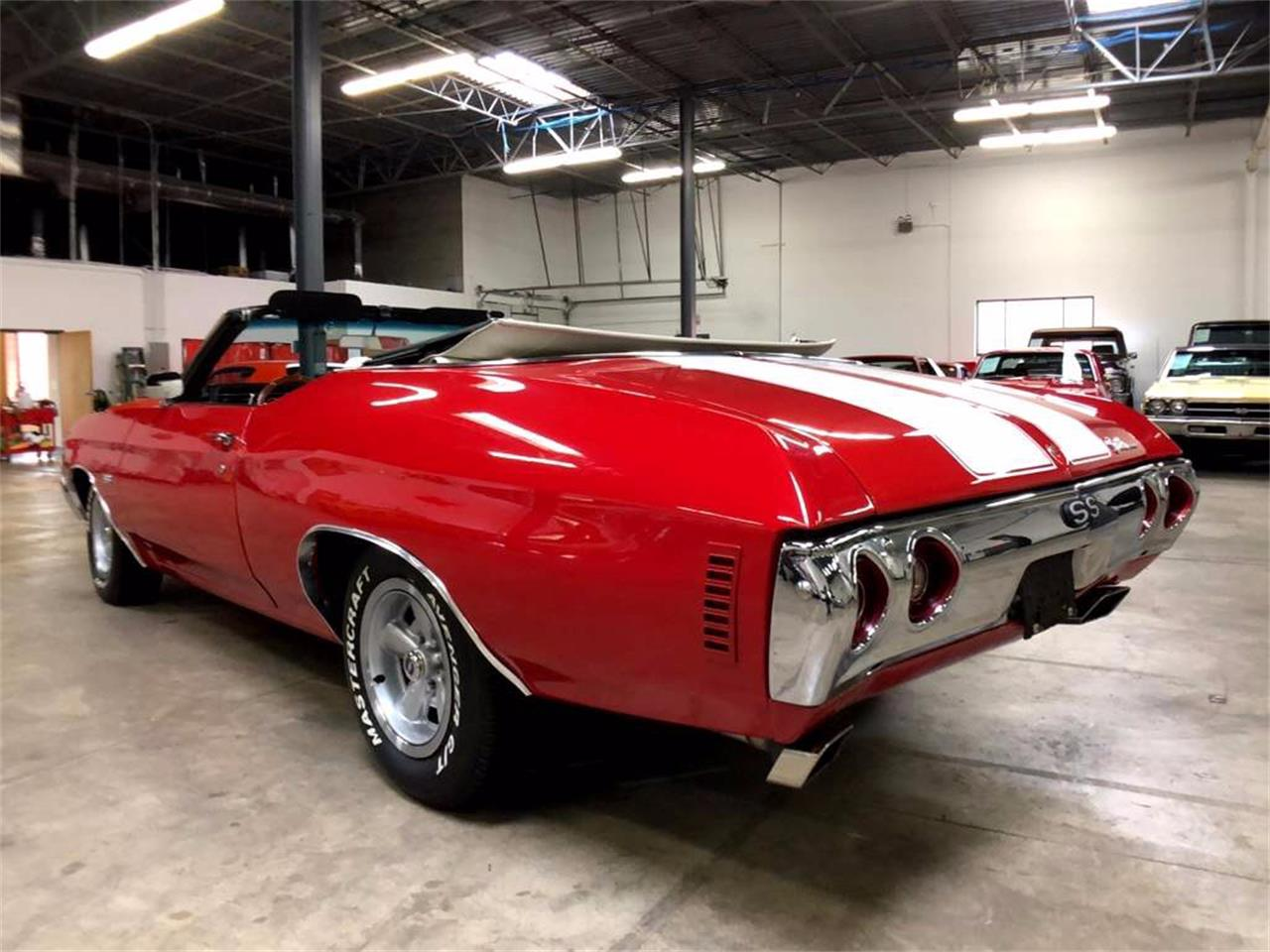 Large Picture of '72 Chevelle - QC9G