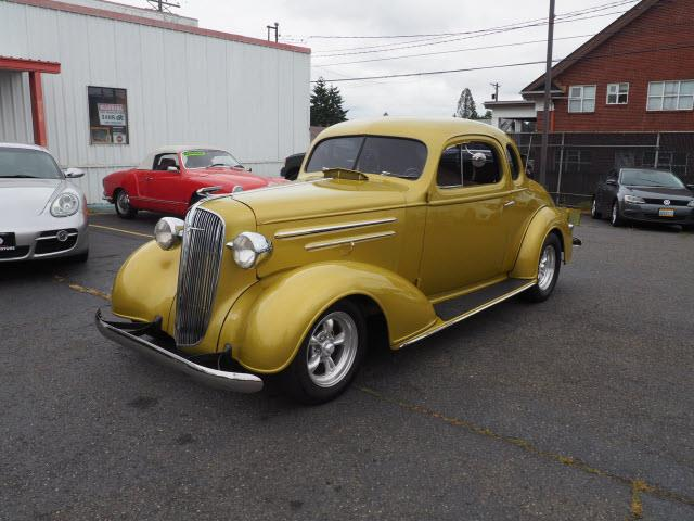 Picture of Classic '36 Coupe located in Tacoma Washington - $37,990.00 Offered by  - QC9I