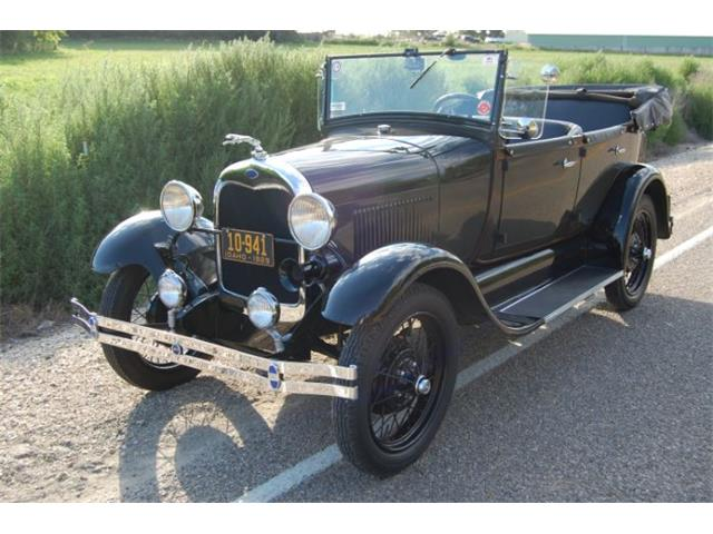 Picture of '29 Model A - QC9P