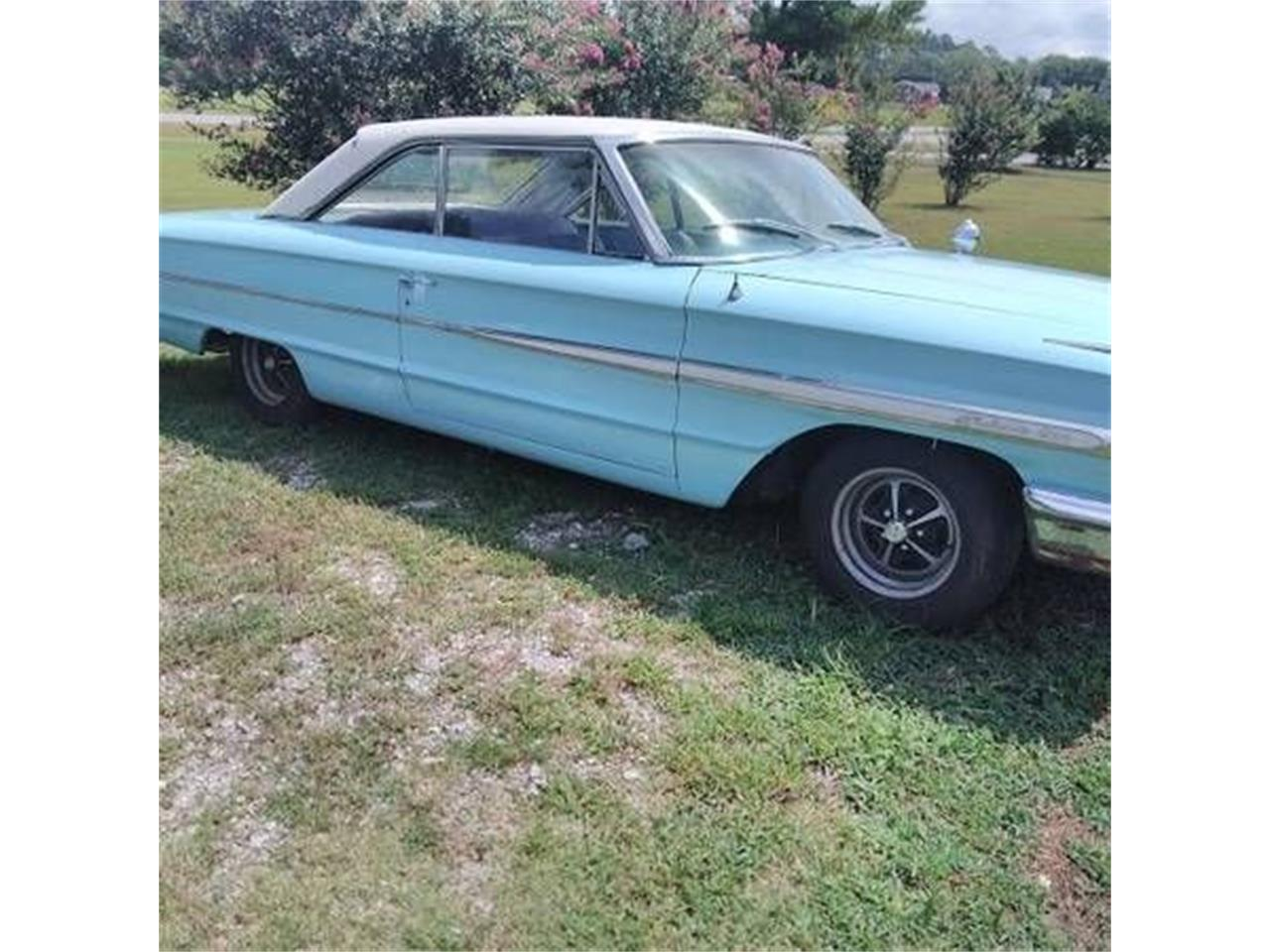 Large Picture of '64 Galaxie 500 - QC9Q