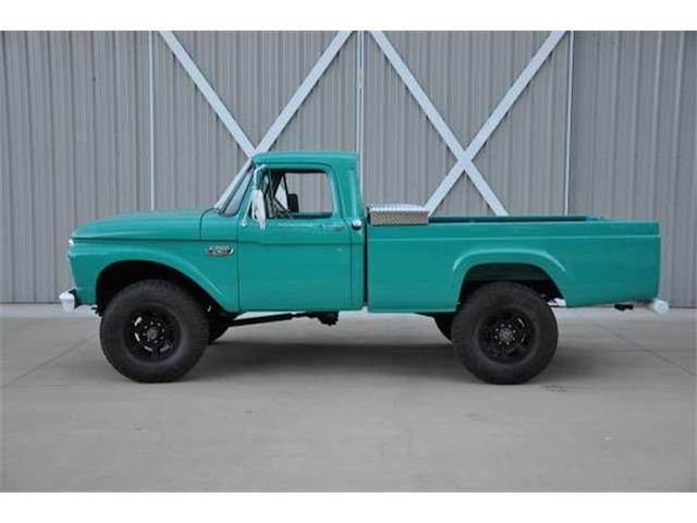 Picture of '66 F250 - QC9T