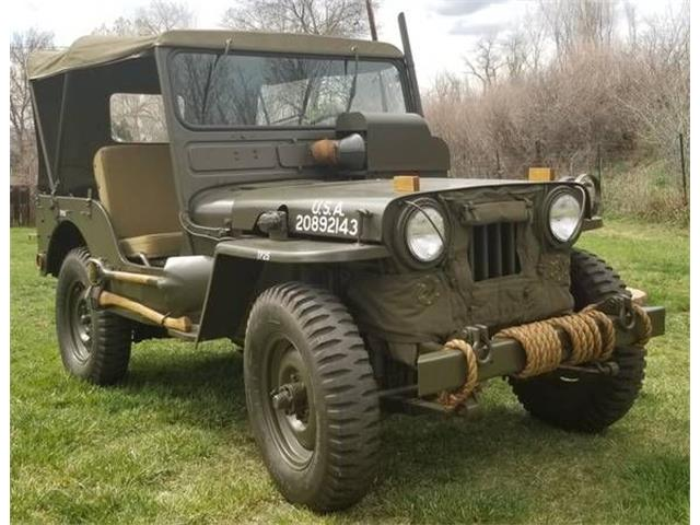 Picture of '50 Jeep - QCA8
