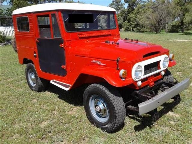 Picture of '61 Land Cruiser FJ - QCAG