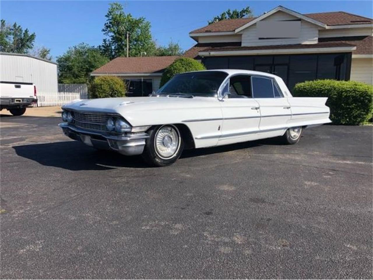 Large Picture of '63 Fleetwood - QCAL
