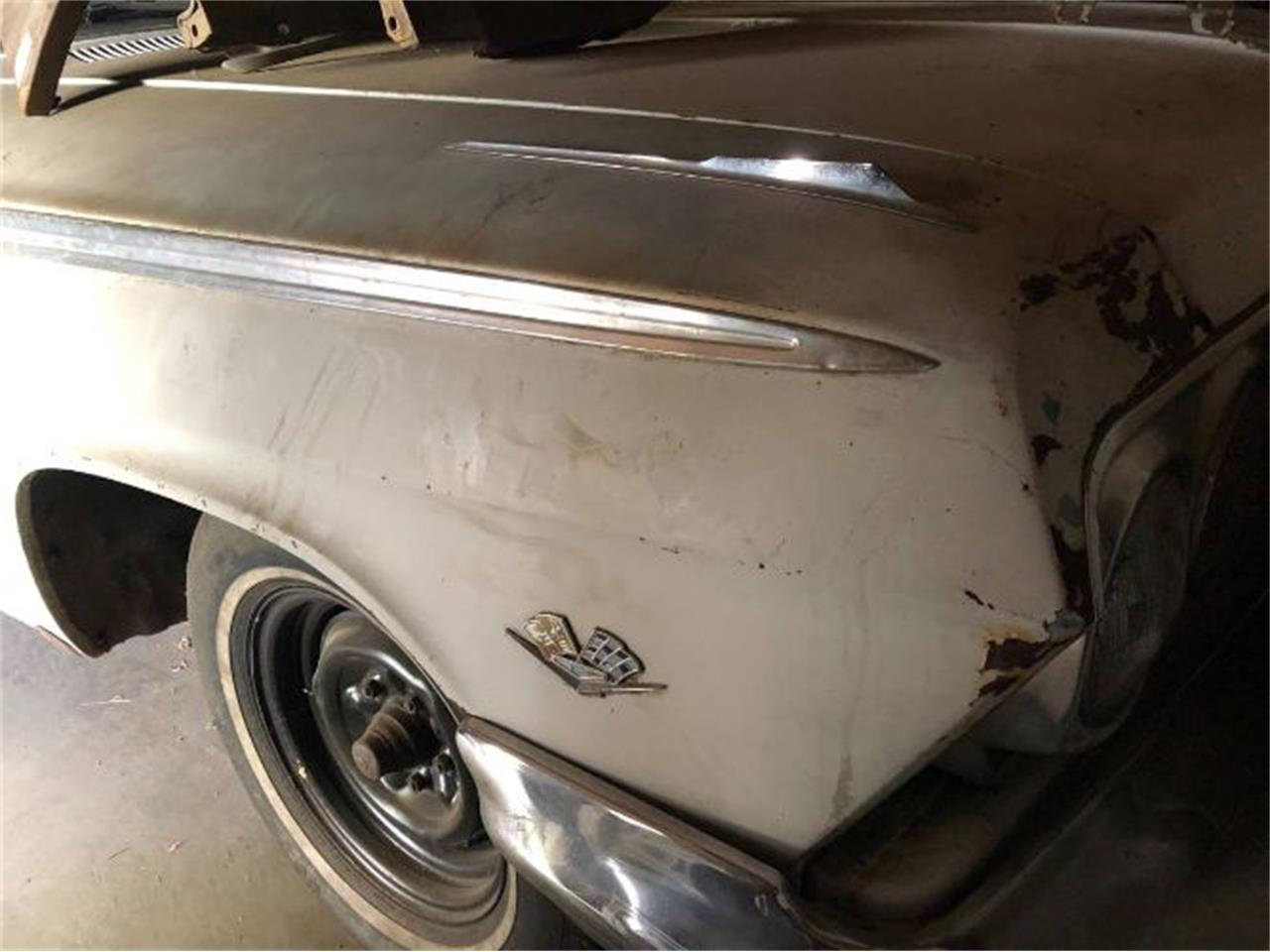 Large Picture of '62 Impala - QCAM