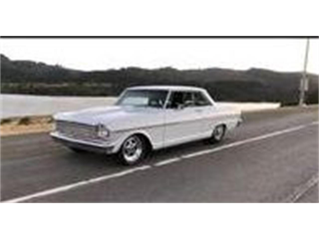 Large Picture of '63 Nova - QCAP