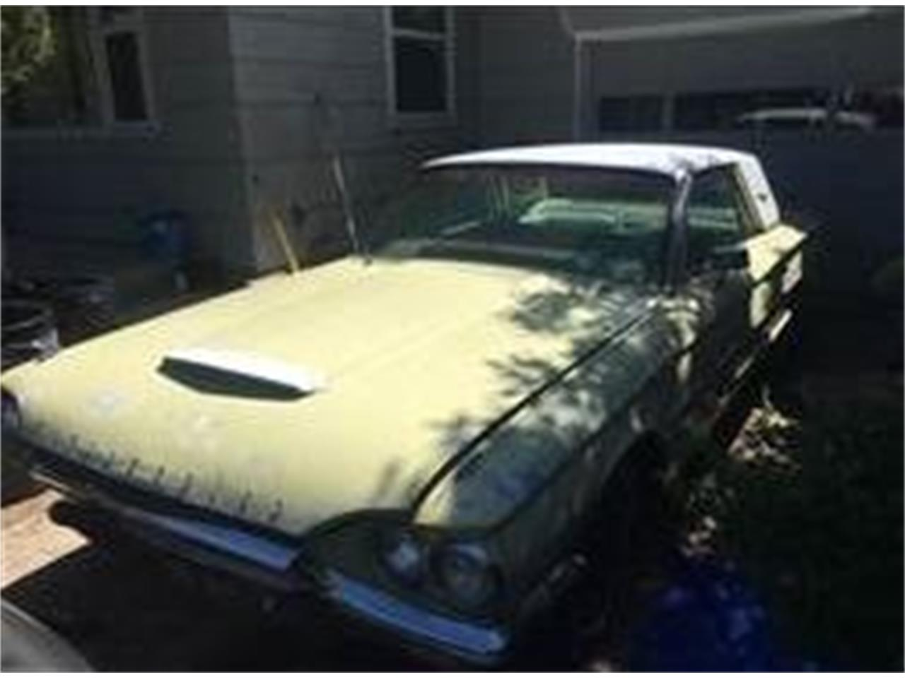 Large Picture of '64 Thunderbird - QCAQ